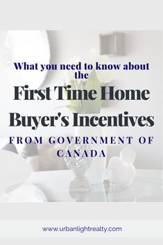If you are a first time home buyer in Canada, you may be eligible for the first time home buyer's incentives that the government is offering to buyers like you as a downpayment assistance to buy your first home. Read Buying Your First Home, Home Buying, Government Of Canada, Real Estate Tips, First Time Home Buyers, Real Estate Investing, Real Estate Marketing, The Borrowers, Personal Finance