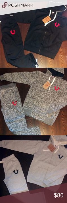 True religion jogging suit Good condition never worn . Different sizes True Religion Other