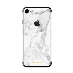 White Marble iPhone Skin   Case