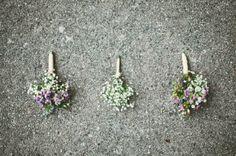 Babies Breath & Wax flower
