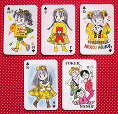 brick me with a brick - Ribon furoku playing cards 4/4 — Tokimeki Tonight...