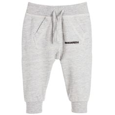 DSquared2 - Baby's Grey Tracksuit Trousers |