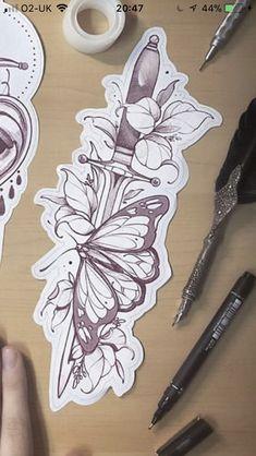 Red Ink Tattoos, Dainty Tattoos, Spine Tattoos, Cute Small Tattoos, Pretty Tattoos, Flower Tattoos, Body Art Tattoos, Hand Tattoos, Sleeve Tattoos