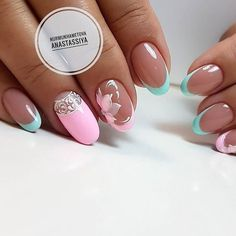 "2,336 Likes, 10 Comments - ❤️Julia #nail__master__russia (@nail__master__russia) on Instagram: ""Мастер @svetlana_stanovaya…"""