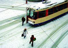 Linie 3 #Winter #Darmstadt