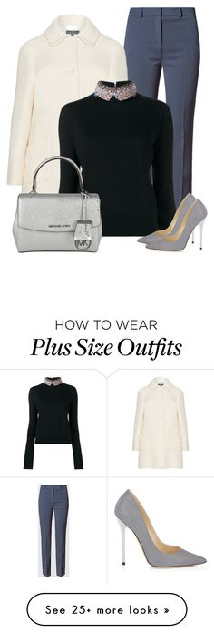 """""""capsule 2016 - winter"""" by oxigenio on Polyvore featuring Marni, Jimmy Choo and MICHAEL Michael Kors"""