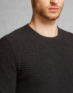 06909c56be23 Lincefield Sweater - Black Cashmere Knitwear Sweater Fashion