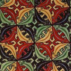 Escher art | mrcoley.com | M.C. Escher Art Page