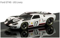 Ford GT40 - US Libery