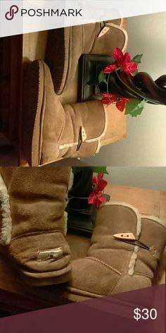 Bear paw Low raise BearPaw Shoes Winter & Rain Boots