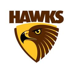 At The Bedroom we have home-wares featuring the Hawthorn Hawks AFL team. All our AFL Merchandise is official licensed product, so you will be supporting your team. We ship our products Australia wide and to selected International locations. Football Cards, Football Team, Hawk Logo, Australian Football League, West Coast Eagles, Rugby League, Team Logo, Cross Stitch, Hawks