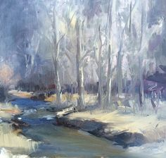 "Ryan Mellody - ""Forest and Stream Study"" — Montana Gallery"