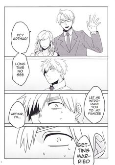 gut scheiße, FFL | USUK Doujinshi Übersetzung || That face says many things 《《click it to read more of the story
