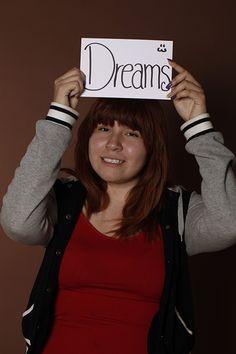 Dreams, Nancy Díaz, Facultad de Artes Visuales, Estudiante, Monterrey, México.