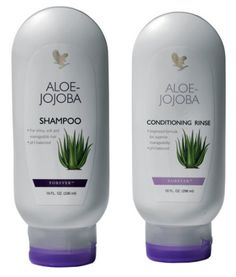 Forever Living Aloe-Jojoba Shampoo is a mild product capable of cleaning even the oiliest hair, it helps remove flakes and soothe the scalp, leaving your hair shiny, tangle free, naturally moisturized to prevent split ends.