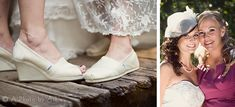 Toms Shoes Wedding Shoes - A Photo by Ashley {Ashley Turner}