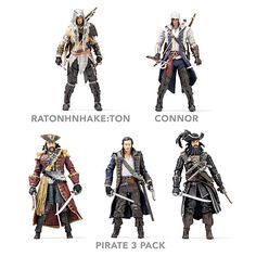 Assassin's Creed Figures