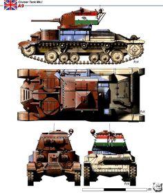 А9  Cruiser Tank Mk.I
