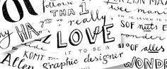 handlettering, art, design, handmade, craft, graphic design, menu by Jans' Ontwerpfabriek Handmade Design, Menu, Graphic Design, Crafts, Art, Menu Board Design, Art Background, Manualidades, Kunst