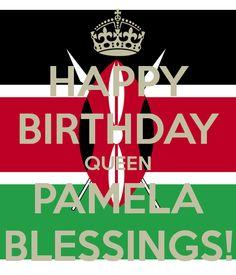 Queen Pamela