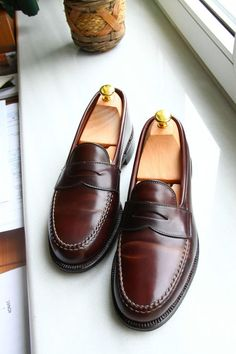 #cordovan #loafers