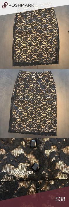 **Sale** Banana Republic Skirt Brand New Lace Skirt from Banana Republic. Banana Republic Skirts Midi