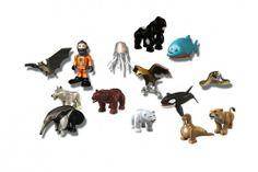Animales en acción. Pack con serpiente. #Famoclick #Monsters #Zombies #toys #juguetes #ToyStore