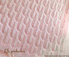 of Free Knitting Stitches Lace Knitting Stitches, Lace Knitting Patterns, Free Knitting, Baby Knitting, Stitch Patterns, Knitting Needles, Knitted Baby Blankets, Knitted Hats, Knit Crochet