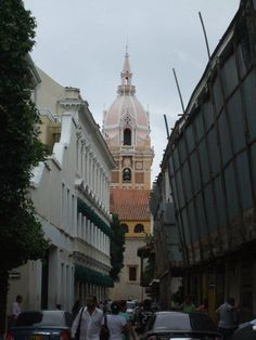 Cathedral, Cartagena de Indias