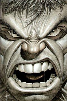 The Grey Hulk.........