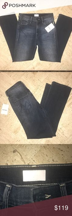 Mother Jeans Size 25 The softest denim ever, seriously my favorite brand of jeans!! Has a tiny flare at the bottom. MOTHER Jeans