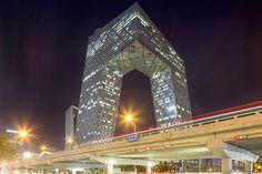 edificio de la CCTV