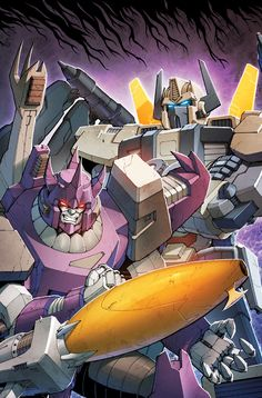 Daily @deviantART Picks Weekend Edition #IDW #Galvatron #Transformers | Images Unplugged