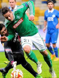 Romain Hamouma Coupe Des Clubs Champions, Saint Etienne, Football, Saints, Roman, Athlete, Santos, Futbol, American Football