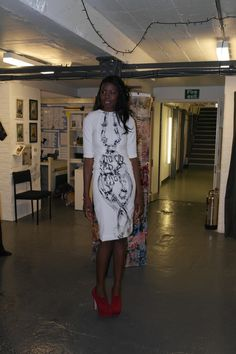 Rock the African fashion!