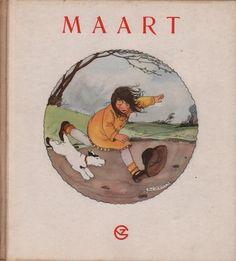 Rie Cramer, maandenboeken : Maart, lentemaand. 1