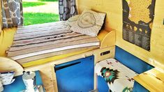 madbzh #vanlife #cat #bzh #lifestyle Le Shop, Van Life, Toddler Bed, Mad, Lifestyle, Home Decor, Brittany, Child Bed