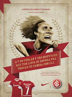 Anúncio | Sport Club Internacional