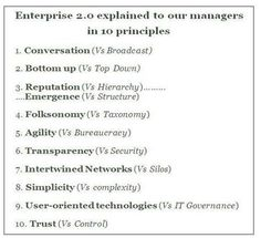Enterprise explained to our managers in 10 principles Management, Social Media, Technology, Funny, Tech, Tecnologia, Social Networks, Hilarious, Entertaining