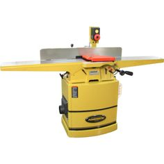 "Powermatic (1610086K) 60HH 8"" Jointer, 2HP 1PH 230V, Helical Head"