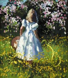 paintings by sherree valentine daines - Google Search