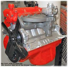 The slant six engine... it ran and ran and ran. Easy and cheap to maintain.