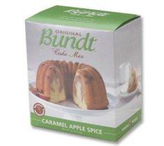 Nordic Ware Original Caramel Apple Spice Bundt Mix --- http://www.amazon.com/Nordic-Ware-Original-Caramel-Apple/dp/B0006LKDS2/?tag=affpicntip-20