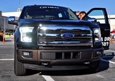 2015 Ford F-150 King Ranch King Ranch, First Drive, Car Ford, Cool Trucks, Hot Cars, Lincoln, Mercury, Mustang