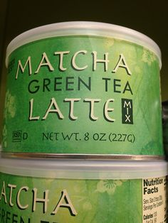 Trader Joe's Matcha Green Tea Latte - Mix (Pack of 6) *** See this great product. (This is an affiliate link and I receive a commission for the sales)