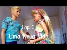 """Novela Barbie - """"Uma Nova Vida"""" - Capítulo 6 - Malu sai do coma"""