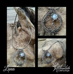 Luna is now available by Mandato Jewelry designs. Find us on facebook! https://www.facebook.com/MandatoJewelryDesigns