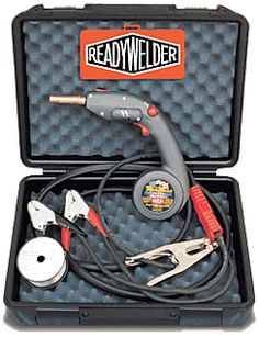 Ready Welder II - Portable MIG Welding Unit - Model #10000ADP (No Cold Start)