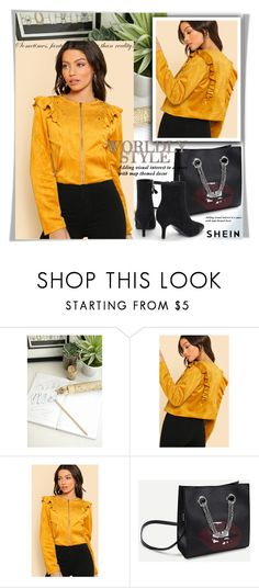 """""""SheIn 13"""" by melissa995 ❤ liked on Polyvore featuring Forever 21"""