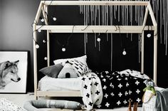 Monochromatic Kids Bedroom Ideas That Will Inspire You ➤ Discover the season's newest designs and inspirations for your kids. Visit us at kidsbedroomideas.eu  #KidsBedroomIdeas #KidsBedrooms #KidsBedroomDesigns @KidsBedroomBlog